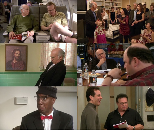 Curb Your Enthusiasm Montage