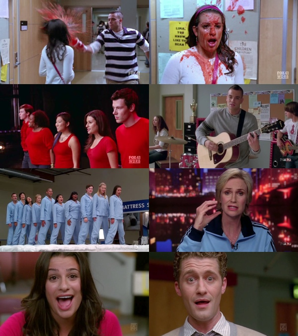 Glee Montage